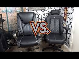 Serta Office Chair Review N Seat Pro 600 Vs Serta Hensley Gaming Vs Office Chair Review