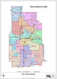 City Of Chicago Ward Map minneapolis ward map my blog
