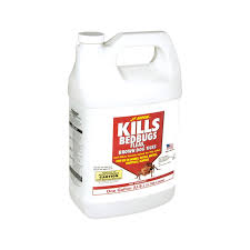 Can Bleach Kill Bed Bugs Harris 1 Gal Bed Bug Killer Hbb 128 Insect Repellants Ace