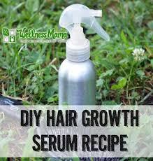 natural hair growth stimulants natural hair growth serum recipe wellness mama