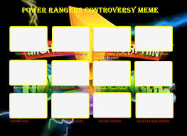 Power Rangers Meme Generator - jacob power rangers controversy meme by jacobthespartan on deviantart