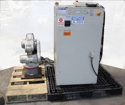 motoman hp3 six axis robot 3kg payload nx100 controller teach
