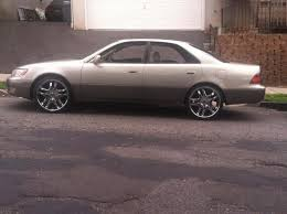 custom lexus es300 1997 lexus es 300 information and photos zombiedrive
