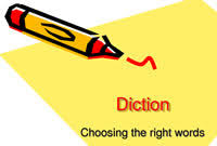 difference between diction and tone diction vs tone