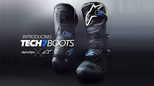 alpinestars tech 7 motocross boots troy lee designs alpinestars tech 7 boots u2013 enduro channel