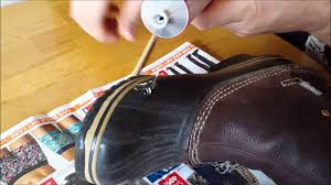 Shoo Vs how to repair fix your boot with shoe goo and the result savemoney