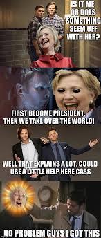 Memes Supernatural - supernatural explanations imgflip