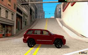 jeep inside view jeep grand cherokee srt8 for gta san andreas