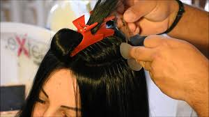 Hair Extensions Procedure by So Cap Original By Lefteris Hair Extensions Youtube
