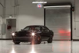 Hellcat Challenger With Aftermarket Wheels Srt Demon Hellcat