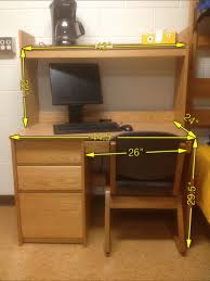 Student Desk Dimensions by Pacelli Hall U2013 Office Of Residence Life