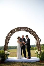 wedding arches made from trees 71 best wedding chuppah images on wedding chuppah