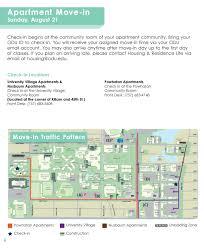 Odu Parking Map Odu Housing U0026 Residence Life Move In Guide By Odu Housing Issuu