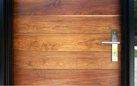 Exterior Door Varnish Wood Anchor Custom Walnut Exterior Doors
