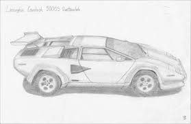 lamborghini sketch image lamborghini countach 5000s qv drawing jpg swm all i