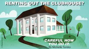 Sample Booth Rental Agreement 8 Renting Out The Clubhouse Careful How You Do It