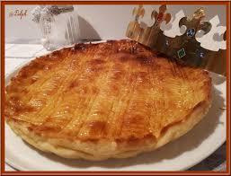 cuisine franc comtoise galette des rois franc comtoise au thermomix oh la gourmande