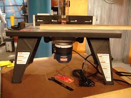 how to use a router table router table comparison diy