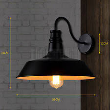 Barn Wall Sconce Wrought Iron Wall Sconce Wall Lighting Fixtures Ebay