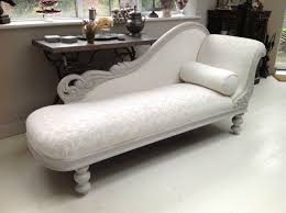a dazzling chaise longue painted in annie sloan chalk paint