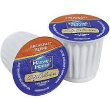 maxwell house breakfast blend 12 count k cups