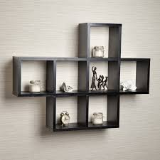 pleasant furniture shelves designs wall mounted shelf with brown