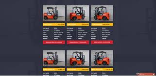 new forklifts tcm u0026 pallet trucks for sale mississauga toronto