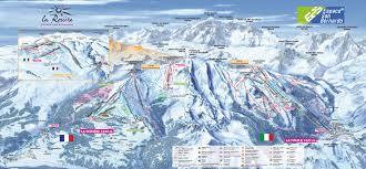 Breckenridge Ski Map La Rosière Piste Maps And Ski Resort Map Powderbeds