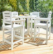 Outdoor Table Ls Los Altos 5 Counter High Set