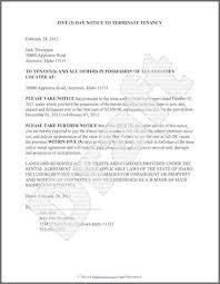 eviction notice template bidproposalform com