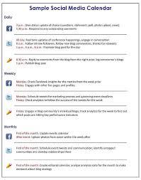 Plan Social Media Best 25 Social Media Calendar Template Ideas On Pinterest