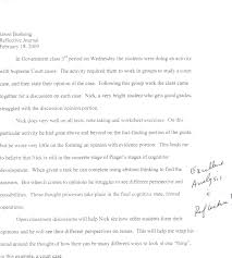 how to write a reflective paper examples reflection sample essay wallet envision tk reflection sample essay
