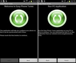 itunes on android can i sync itunes with my android three sync apps compared