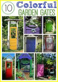 42 best garden gates u0026 arches images on pinterest garden gate
