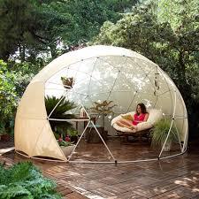 interiors best reading nook features pvd dome garden igloo outdoor