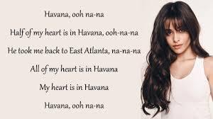 havana hair atlanta camila cabello havana lyrics ft young thug youtube