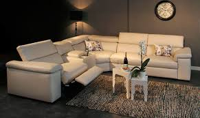 Corner Sofas With Recliners Fabio Cinema Sofa E Corner Sofa As Pictured Ipod Joining Arm