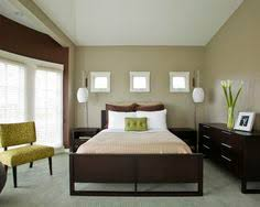 Green Wall Bedroom by Serene Green Bedrooms Decorating Ideas Pinterest Green