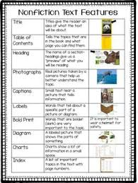 best 25 text features worksheet ideas on pinterest nonfiction