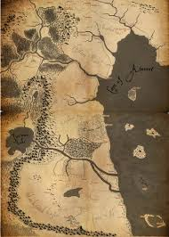 World Deserts Map by Cape And Desert Map By Jambalayajohn On Deviantart