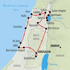 Biblical Map Of The Middle East by Best Time To Visit The Middle East On The Go Tours