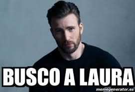 Memes De Laura - meme personalizado busco a laura 21208344
