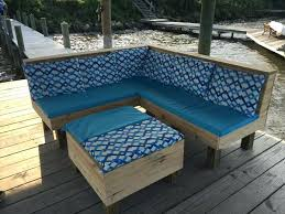 how to build outdoor furniture with wood pallets pallet couch for