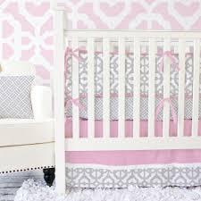 Crib Bedding Pattern Baby Nursery Stunning Baby Nursery Room Decoration Using