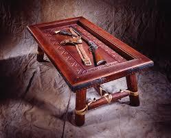 Shadow Box Coffee Table Chapman Designs Christina Chapman Leather Bonded Furniture And