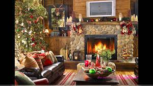 Christmas Home Design Games Christmas Christmas Decorated Rooms