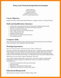 Sample Resume For Financial Analyst Entry Level by 100 Tax Accountant Resume Sample Accountant Property
