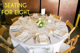 how many does a 48 inch round table seat 48 inch round table seating capacity my web value