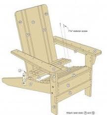 folding adirondack chair project lowe u0027s creative ideas wood
