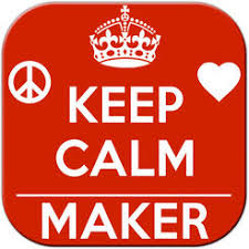 Meme Poster Maker - keep calm poster generator make your own memes on the app store